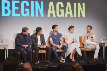 Mark Ruffalo 'Begin Again' Press Conference in NYC