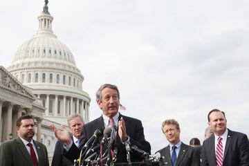 Mark Sanford Members of House Freedom Caucus Discuss ACA Repeal and Replacement
