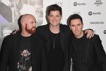 Mark Sheehan Music Industry Trust Awards - Arrivals