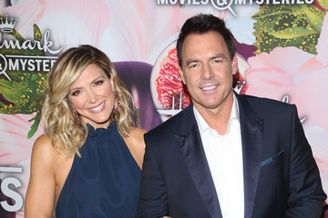 Mark Steines Hallmark Channel and Hallmark Movies and Mysteries Winter 2018 TCA Press Tour - Arrivals