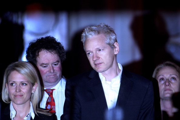 Julian Assange Faces His Extradition Appeal At The High Court