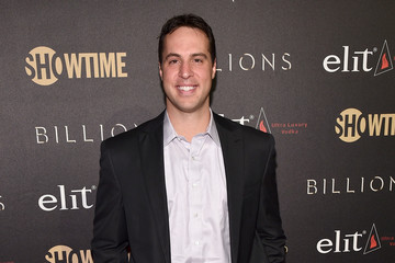 Mark Teixeira Showtime and Elit 'Billions' Season 2 Premiere and Party - Arrivals