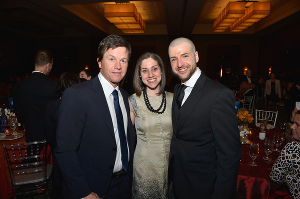 Director Peter Berg and Boston's Own Mark Wahlberg Attend 3rd Annual Boston Police Department Foundation Gala