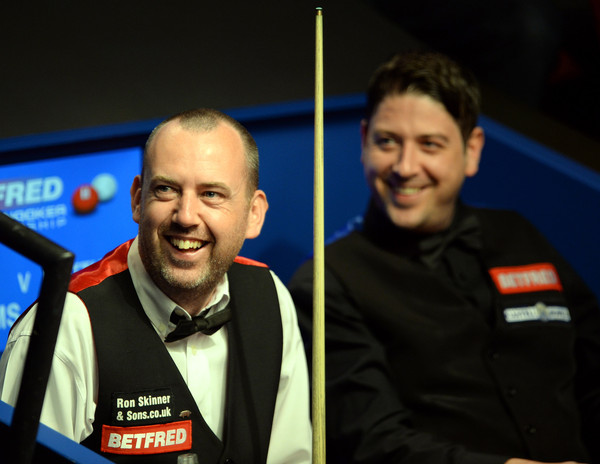 Mark Williams and Matthew Stevens Photos - 1 of 13