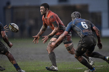 Mark Wilson Newport Gwent Dragons v Newcastle Falcons - Anglo-Welsh Cup
