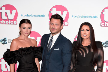 Mark Wright Jessica Wright The TV Choice Awards 2019 - Red Carpet Arrivals
