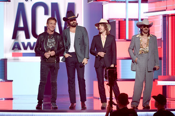 Mark Wystrach 54th Academy Of Country Music Awards - Show