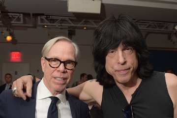 Marky Ramone Andy Hilfiger Presents Artistix By Greg Polisseni - Front Row - September 2017 - New York Fashion Week: Style360