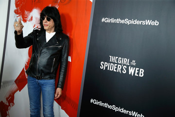 Marky Ramone 'The Girl In The Spider's Web' New York Screening
