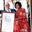 Marla Gibbs Marla Gibbs Honored With Star On The Hollywood Walk Of Fame
