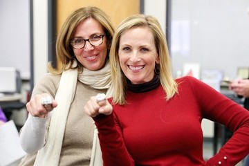Marlee Matlin 2018 Big Game Weekend Hearing Mission With Starkey Hearing Technologies