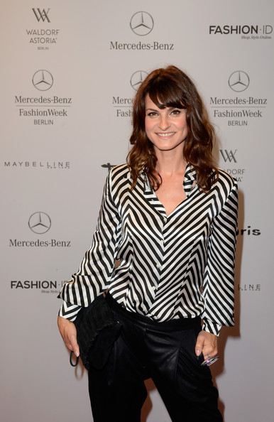 marlene lufen photos photos arrivals at guido maria kretschmar zimbio. Black Bedroom Furniture Sets. Home Design Ideas
