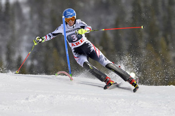 Marlies Schild Audi FIS World Cup - Women's Slalom