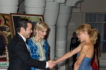 Helene De Fougerolles Prince Moulay Rachid Marrakech International Film Festival 2011 - Tribute To Prince Moulay Rachid