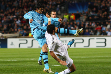 Lucho Marseille v Real Madrid - UEFA Champions League