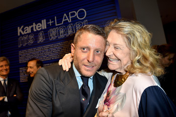Marta Marzotto Kartell+Lapo. It's A Wrap! Party