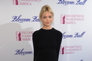 Martha Hunt The Endometriosis Foundation Of America Celebrates The 5th Annual Blossom Ball - Arrivals