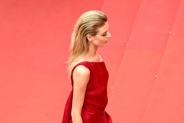 Martha Hunt 'Amant Double (L'Amant Double')' Red Carpet Arrivals - The 70th Annual Cannes Film Festival