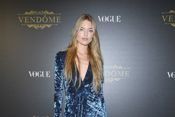 Martha Hunt Irving Penn Exhibition Private Viewing Hosted by Vogue - Paris Fashion Week Womenswear S/S 2018