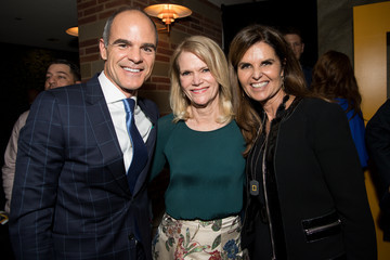 Martha Raddatz Premiere Of National Geographic's 'The Long Road Home' - After Party