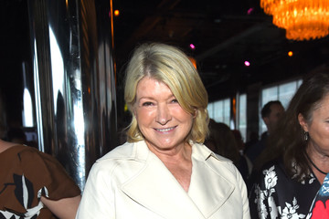 Martha Stewart PEOPLE Celebrates Book Expo 2018 With A Cocktail Reception Hosted By Books Editor Kim Hubbard And Editor In Chief Jess Cagle At PH-D Penthouse At Dream Downtown, NYC