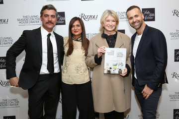 Martha Stewart SAKS FIFTH AVENUE and Martha Stewart Celebrate the Release of 'The Seaside House: Living on the Water'