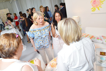 Martha Stewart Michaels and Martha Stewart Host Experiential Craft Paint Launch Event