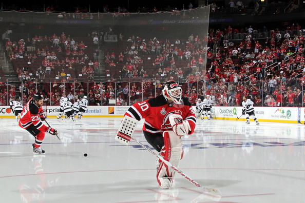 Martin Brodeur David Clarkson Photos»Photostream · Pictures · 2012 NHL  Stanley Cup Final - Game One 466af645a
