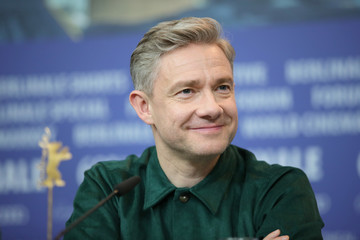 Martin Freeman 'The Operative' Press Conference - 69th Berlinale International Film Festival