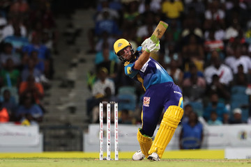 Martin Guptill Barbados Tridents vs. Jamaica Tallawahs - 2018 Hero Caribbean Premier League (CPL) Tournament