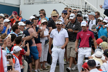 Martin Kaymer Victor Dubuisson Alstom Open de France - Day Four