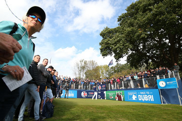 Martin Kaymer Sky Sports British Masters - Day One