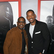 Martin Lawrence Paramount Pictures' Premiere Of 'Gemini Man' - Red Carpet