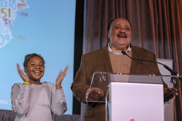 Martin Luther King III TOMS' End Gun Violence Together Rally
