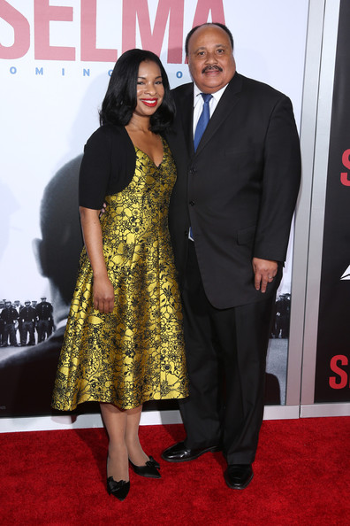 Martin Luther King Iii And Arndrea Waters Photos Photos Selma
