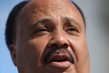 Martin Luther King III Rallies Held To Protect Section 5 Of The Voting Rights Act