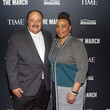 Martin Luther King III TIME Launch Event For The March VR Exhibit At The DuSable Museum In Chicago, IL