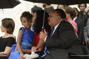 Martin Luther King III Washington, DC Marks 50 Years Since MLK's 'Dream' Speach