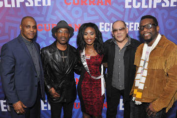 Martin Luther 'Eclipsed' Celebrates Opening Night At The Curran Theater