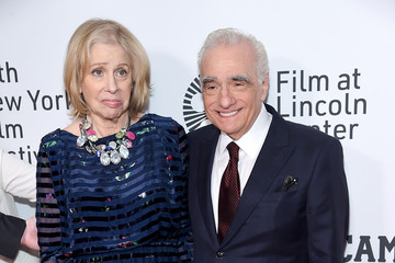 Martin Scorsese Helen Morris 57th New York Film Festival - 'The Irishman' Arrivals