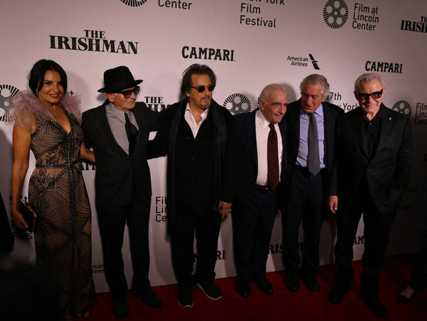 Opening Night of The 57th New York Film Festival