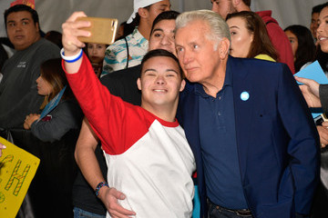 Martin Sheen WE Day California To Celebrate Young People Changing The World