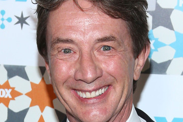 Martin Short Arrivals at the Fox Summer TCA All-Star Party