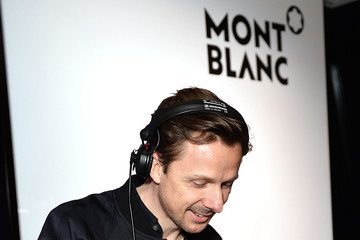 Martin Solveig Montblanc Summit Launch Event at the Ledenhall Building - Cocktail & Concert