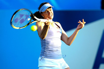 Martina Hingis Aegon International - Day Eight