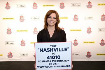 Martina McBride Country Rising Benefit Concert