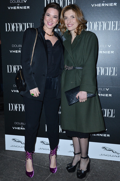 L'Officiel - Dinner - MFW F/W 2013