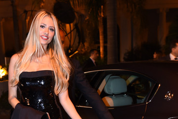 Martina Stella Maserati Arrivals at Ischia Global Fest: Day 4