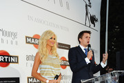 Victoria Silvstedt and Jake Humphrey Photos Photo