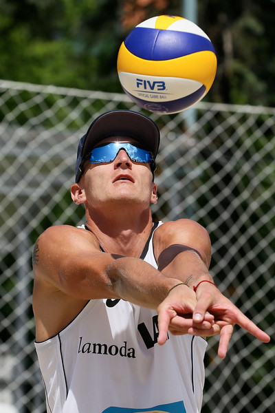 FIVB Moscow Grand Slam - Day 3